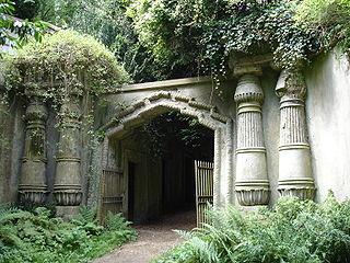 Кладбище Хайгейт.