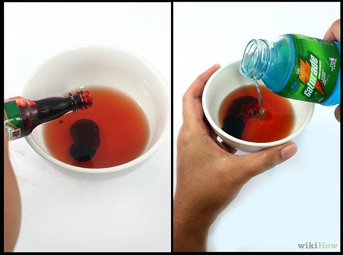Как сделать искусственную кровь дома без пищевых красителей