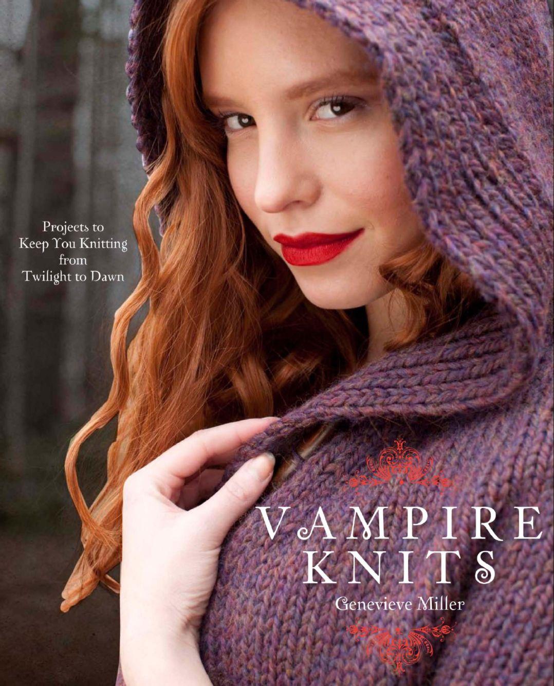 Vampire Knits 1