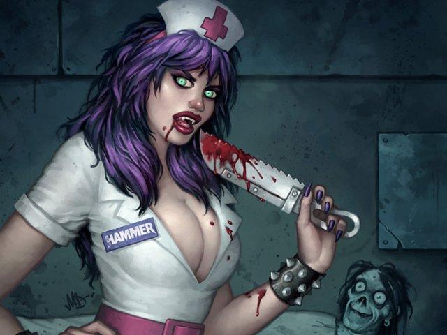 Zombie Girl Blowjob Porn Videos  Pornhubcom