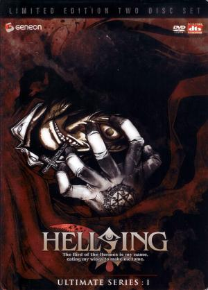 Хеллсинг Ultimate  (сериал)  Hellsing Ultimate OVA Series (2006)