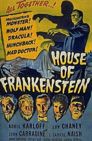 Дом Франкенштейна / House of Frankenstein (1944)