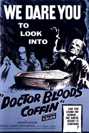 Гроб кровавого доктора / Doctor Blood's Coffin (1961)