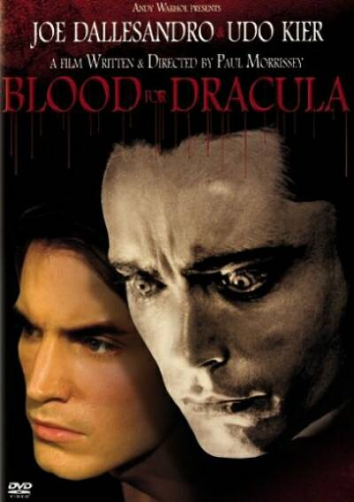 Кровь для Дракулы / Blood for Dracula (1974)