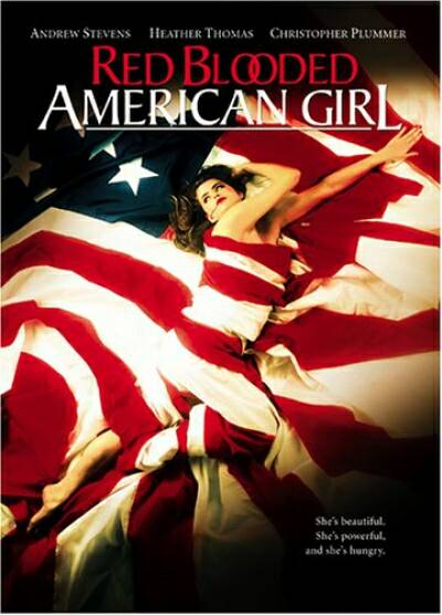 Американский Вампир / Red Blooded American Girl (1991)
