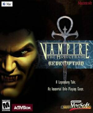 Vampire: The Masquerade Redemption