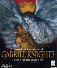 Гэбриэл Найт 3: В поисках Грааля (1999) / Gabriel Knight 3: Blood of the Sacred, Blood of the Damned