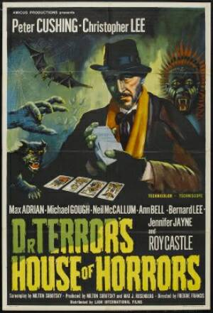 Дом ужасов доктора Террора/Dr. Terror's House of Horrors (1965)