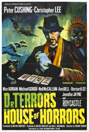 Галерея ужасов доктора Страха / Dr. Terror's Gallery of Horrors (1967)