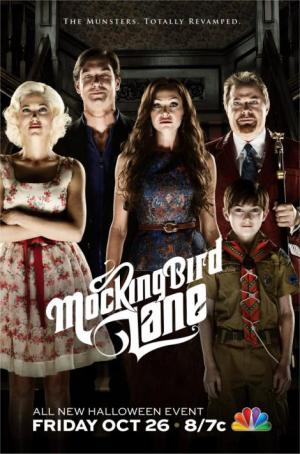 Семейка монстров (ТВ) / Mockingbird Lane (Сериал 2012)