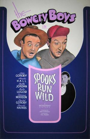Призраки / Spooks Run Wild  (1941)